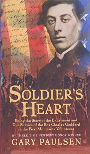 Soldier's Heart: Paulsen, Gary