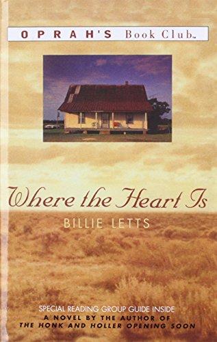 9780756902735: Where the Heart is (Oprah's Book Club)