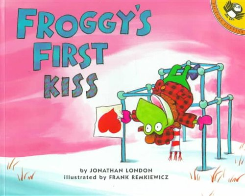9780756902919: Froggy's First Kiss
