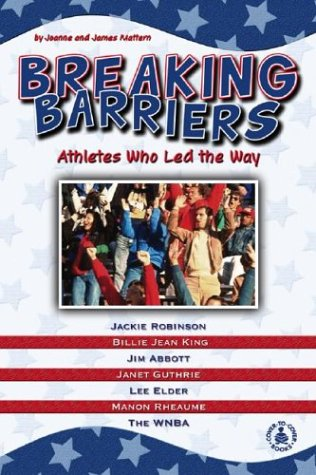 9780756903053: Breaking Barriers: Athletes Who Led the Way (Cover-To-Cover Informational Books: Sports)