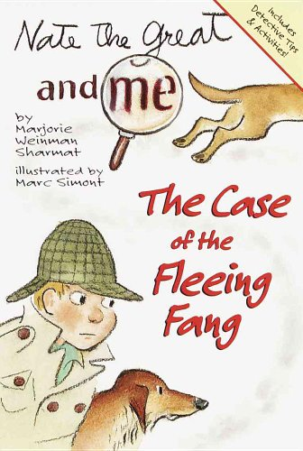 9780756903091: Nate the Great and Me: The Case of the Fleeing Fang (Nate the Great Detective Stories)