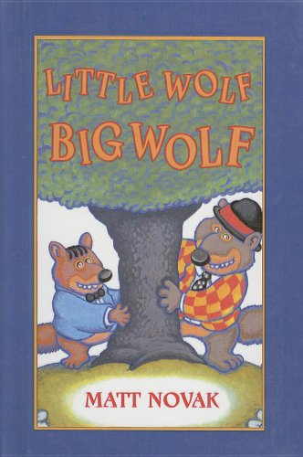 9780756903671: Little Wolf, Big Wolf (I Can Read Books: Level 2 (Pb))