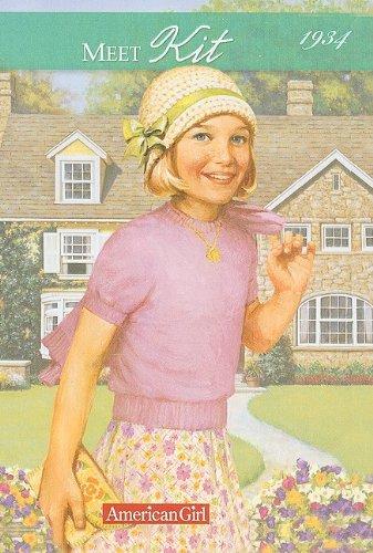 9780756903688: Meet Kit (American Girls Collection: Kit 1934)