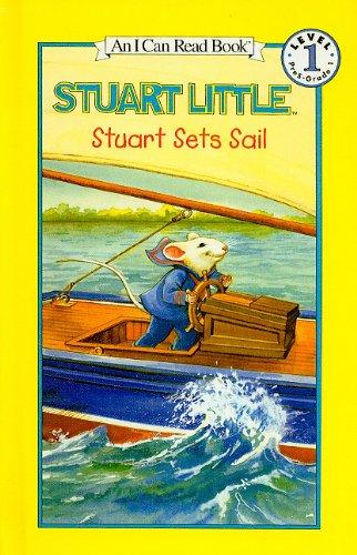 9780756903848: Stuart Sets Sail (Stuart Little (Prebound))