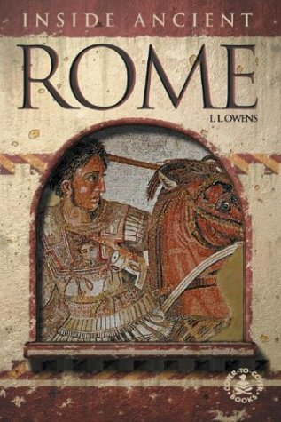 9780756904579: Inside Ancient Rome (Cover-To-Cover Chapter Books: Ancient Civilizations)