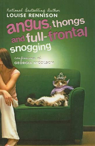 9780756904593: Angus, Thongs, and Full-Frontal Snogging (Confessions of Georgia Nicolson (Prebound))