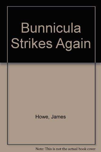 9780756904746: Bunnicula Strikes Again