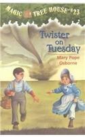9780756905408: Twister on Tuesday (Magic Tree House)