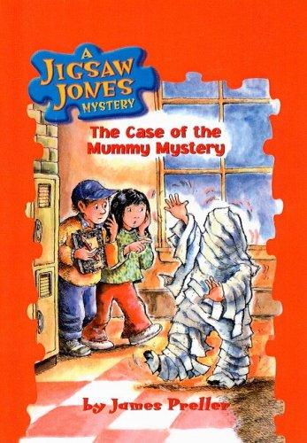 9780756905569: The Case of the Mummy Mystery (Jigsaw Jones Mysteries (Pb))