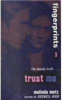 9780756906108: Fingerprints #3: Trust Me