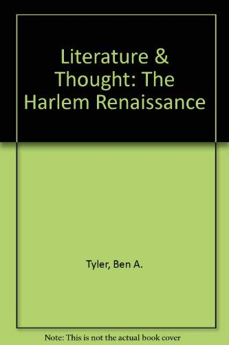 9780756906252: Literature & Thought: The Harlem Renaissance