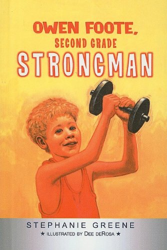 9780756906771: Owen Foote, Second Grade Strongman (Owen Foote (PB))