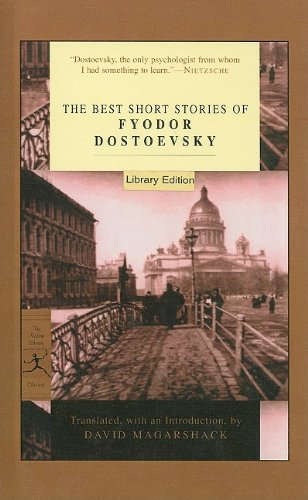 9780756906887: The Best Short Stories of Fyodor Dostoevsky (Modern Library Classics (Pb))