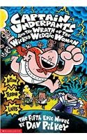 9780756906917: Captain Underpants and the Wrath of Thewicked Wedgie Woman