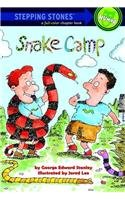 9780756907396: Snake Camp (Stepping Stone Chapter Books)