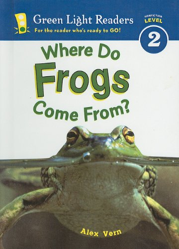 9780756907495: Where Do Frogs Come From? (Green Light Readers: Level 2)