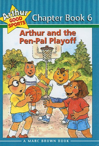 9780756907587: Arthur and the Pen-Pal Playoff (Marc Brown Arthur Good Sports Chapter Books (Pb))