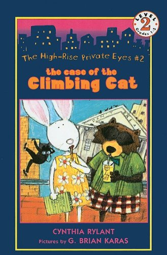 9780756907679: The Case of the Climbing Cat (High-Rise Private Eyes (Prebound))