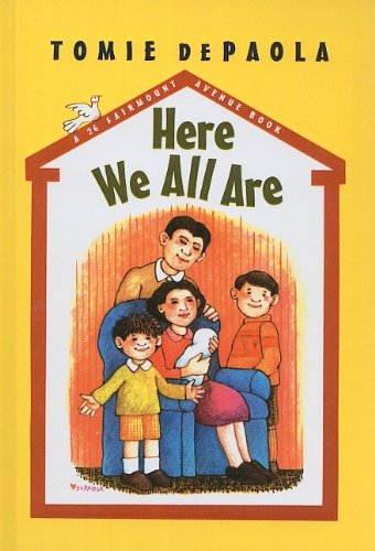 9780756907822: Here We All Are (26 Fairmount Avenue Books)