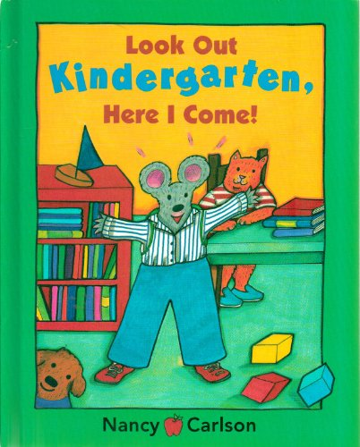 9780756907938: Look Out Kindergarten, Here I Come