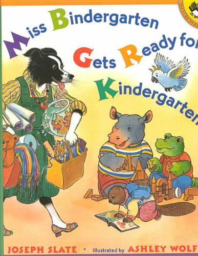 9780756907969: Miss Bindergarten Gets Ready for Kindergarten (Miss Bindergarten Books (Pb))