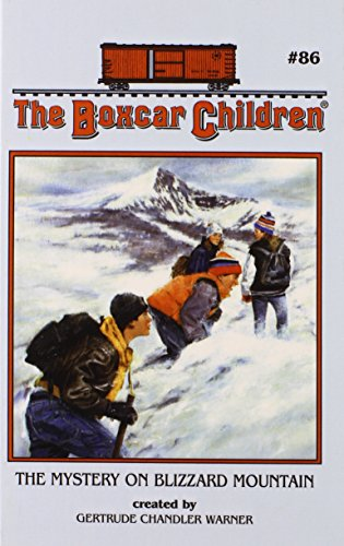 9780756908003: The Mystery on Blizzard Mountain (Boxcar Children)