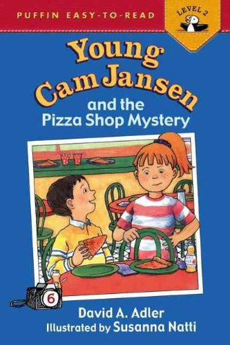9780756908218: Young CAM Jansen and the Pizza Shop Mystery (Easy-To-Read Young CAM Jansen - Level 2)
