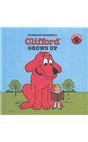 9780756908676: Clifford Grows Up (Clifford the Big Red Dog (Pb))