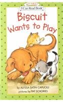 9780756909444: Biscuit Wants to Play (I Can Read Books: My First)
