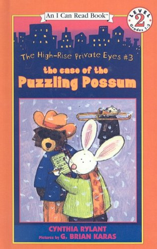 9780756909468: The Case of the Puzzling Possum (High-Rise Private Eyes (Prebound))