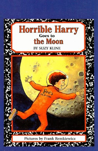 9780756909567: Horrible Harry Goes to the Moon