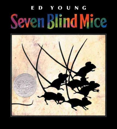 9780756909727: Seven Blind Mice (Reading Railroad Books)