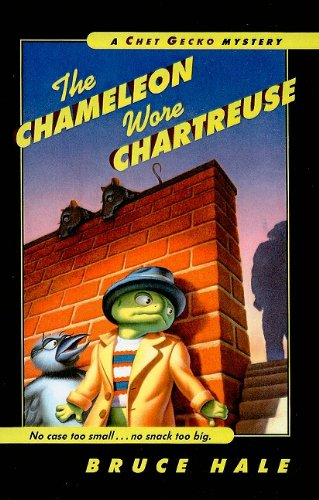 9780756910006: The Chameleon Wore Chartreuse (Chet Gecko Mysteries (Numbered))