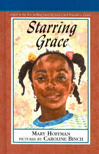 9780756910105: Starring Grace (Puffin Chapters)
