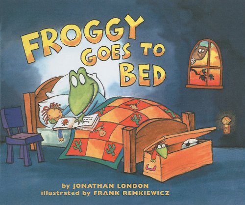 9780756910594: Froggy Goes to Bed