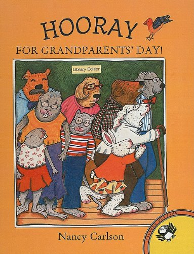 9780756910686: Hooray for Grandparents' Day! (Picture Puffin Books (Pb))