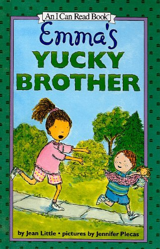 9780756911171: Emma's Yucky Brother (I Can Read Books: Level 3)