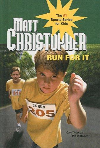 9780756911355: Run for It (Matt Christopher Sports Bio Bookshelf (Prebound))