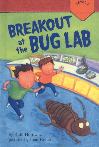 9780756912079: Breakout at the Bug Lab (Puffin Easy-To-Read: Level 2)