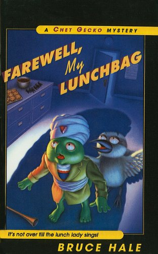 9780756912123: Farewell, My Lunchbag (Chet Gecko Mysteries (Unnumbered))