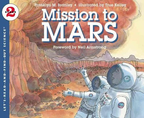 9780756912222: Mission to Mars (Let's-Read-And-Find-Out Science: Stage 2 (Pb))
