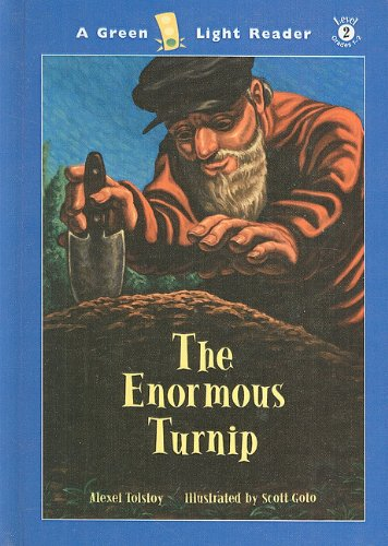9780756912451: The Enormous Turnip (Green Light Readers: Level 2 (Pb))