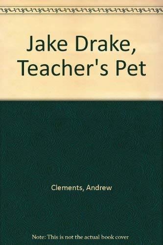 9780756912529: Jake Drake, Teacher's Pet