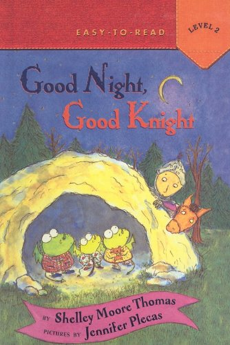 9780756912963: Good Night, Good Knight (Puffin Easy-To-Read: Level 2)