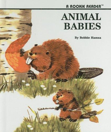 9780756913168: Animal Babies (Rookie Readers: Level B (Pb))