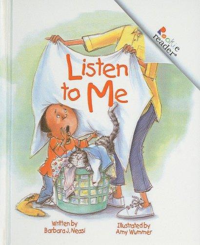 9780756913311: Listen to Me (Rookie Readers: Level C (Pb))