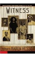 9780756913786: Witness