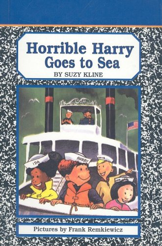 9780756914004: Horrible Harry Goes to Sea (Horrible Harry (Pb))