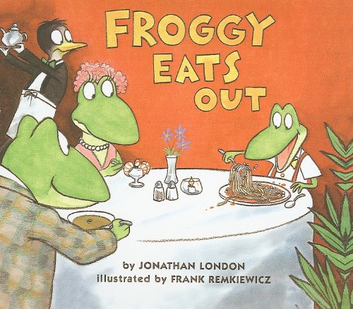 9780756914646: Froggy Eats Out