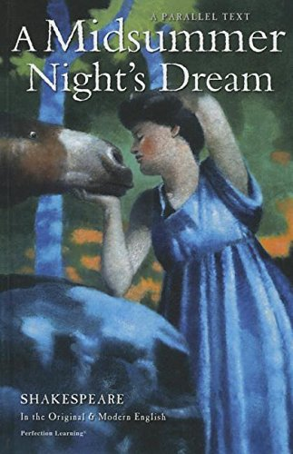 9780756914875: A Midsummer Night's Dream (Shakespeare Parallel Text Series, 3rd Ed)